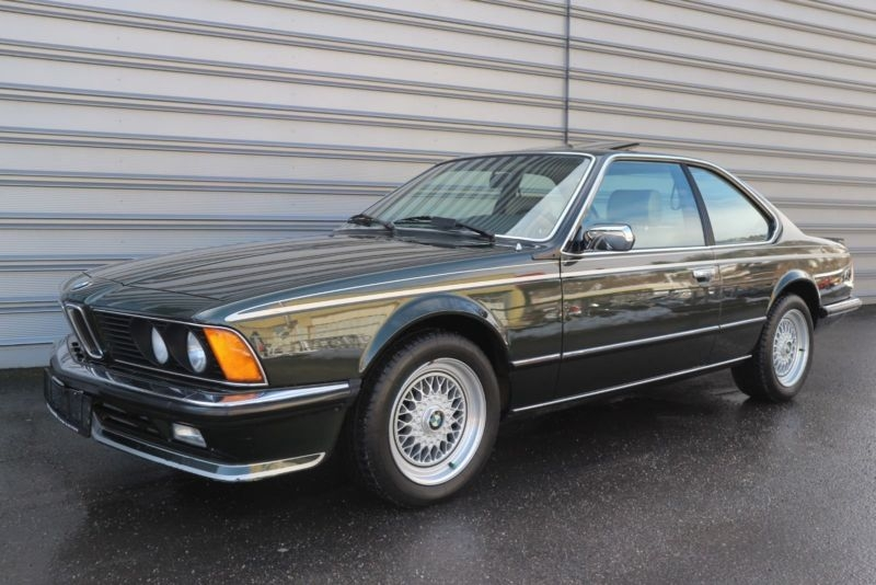 1983 BMW 635 CSI is listed For sale on ClassicDigest in ...
