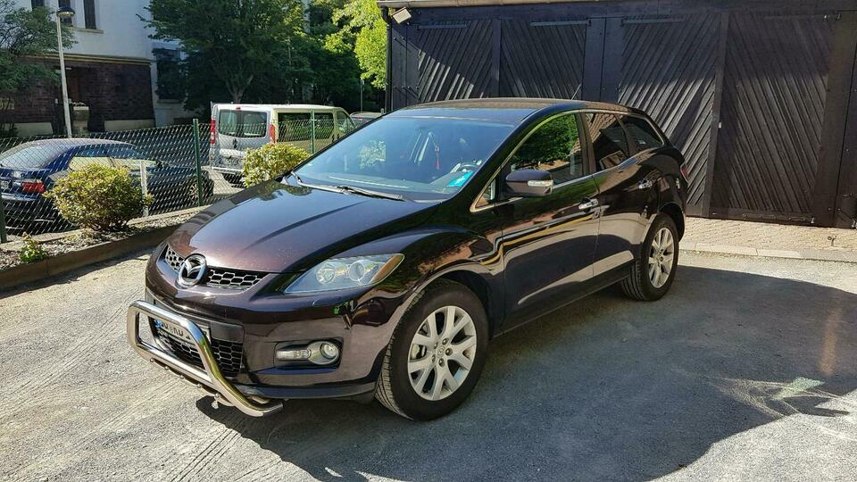 Mazda CX 7 2.3 Disi Turbo 4x4 in Nordrhein-Westfalen - Solingen ...