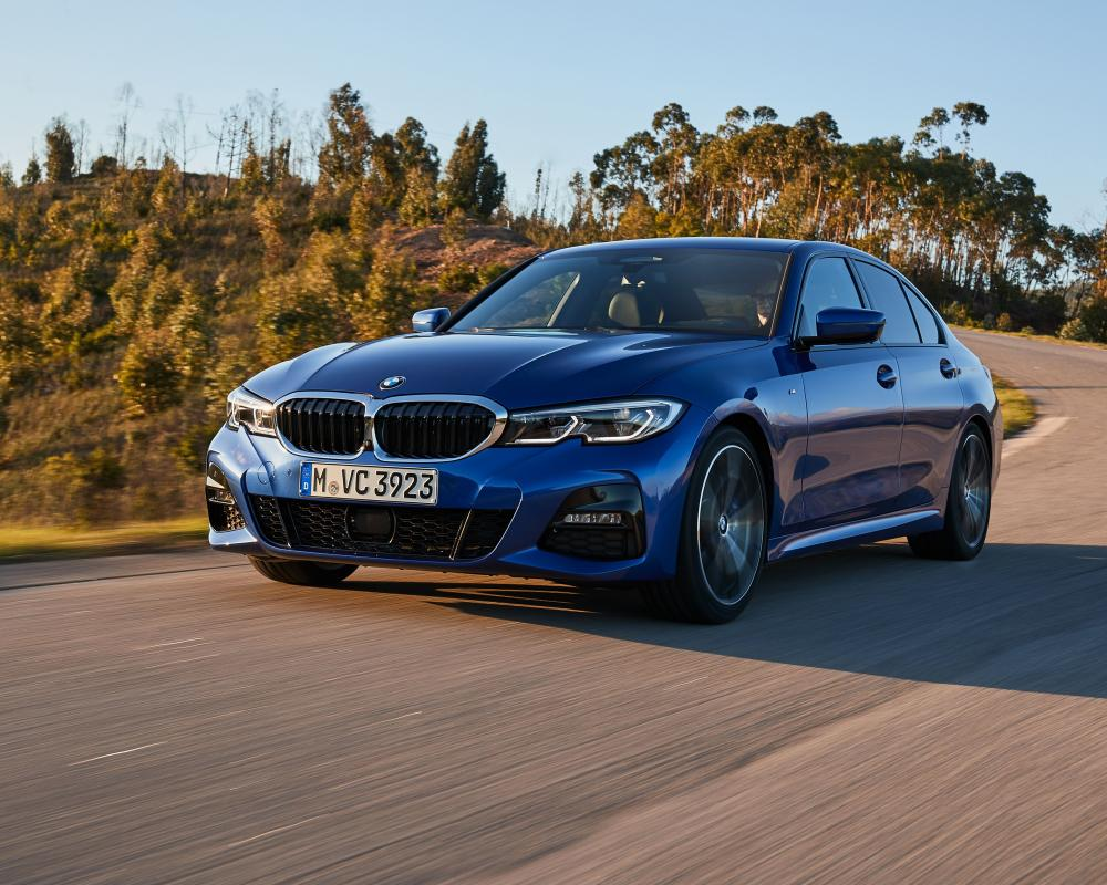 2019 BMW 3-series First Drive: Back from the Brink