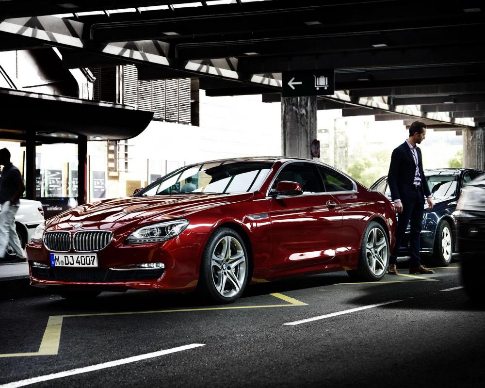 BMW 6 Series » Simon Puschmann