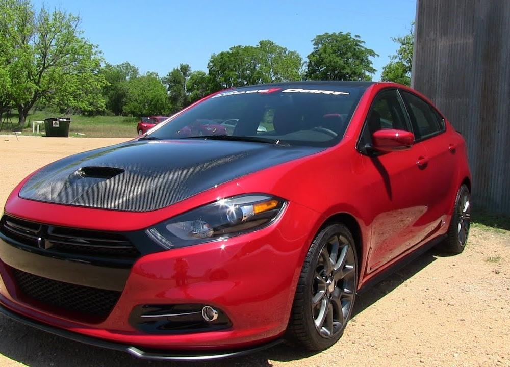 2013 Dodge Dart GTS Tribute revealed Inside and Out - YouTube