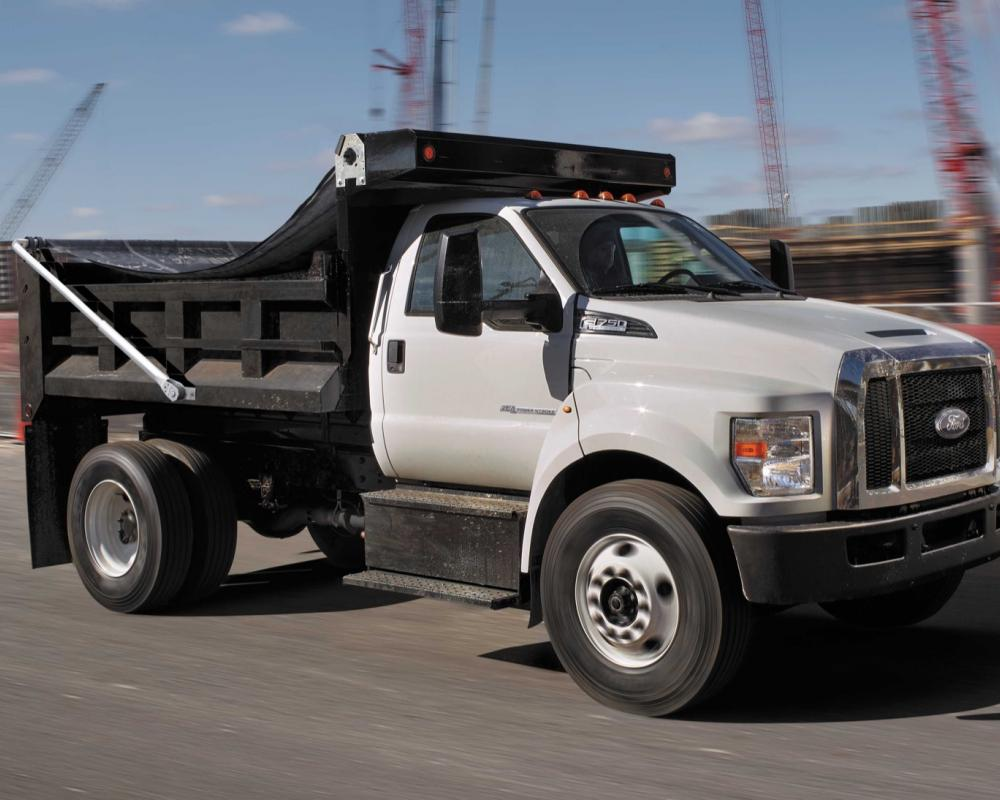 Here's Why Ford F-650 And F-750 Skipped The 2020 Model Year