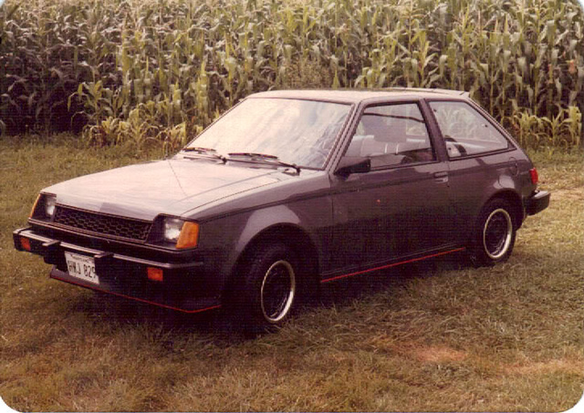 1984 Dodge Colt - Overview - CarGurus