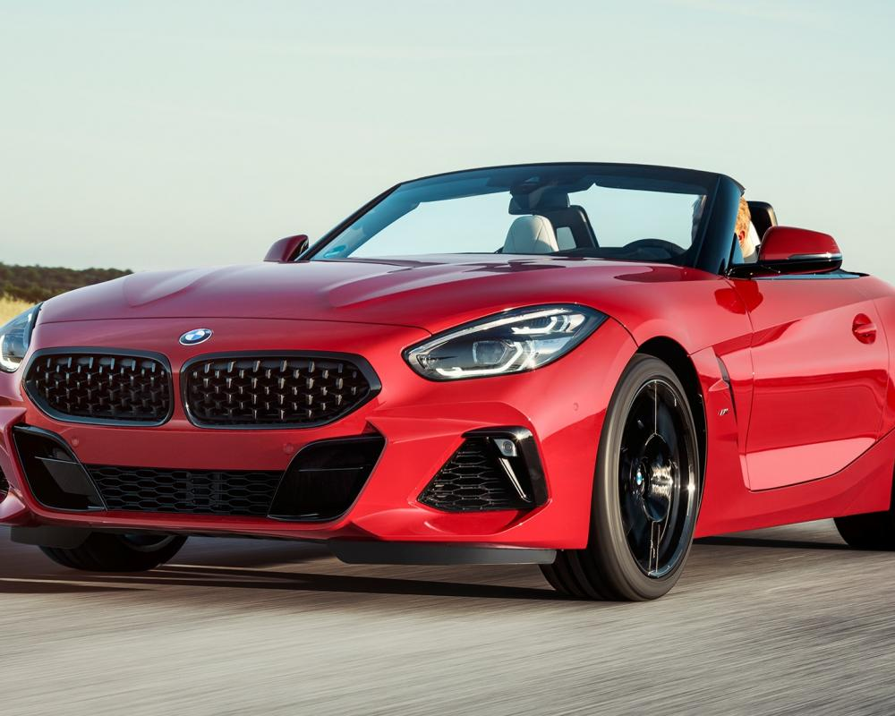 2019 BMW Z4 sDrive30i Review: Wet and Wild