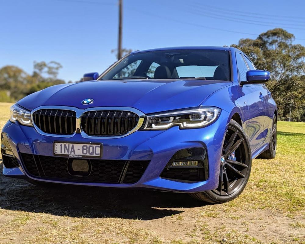 Auto Review: 2019 BMW 330i M Sport luxury sports sedan