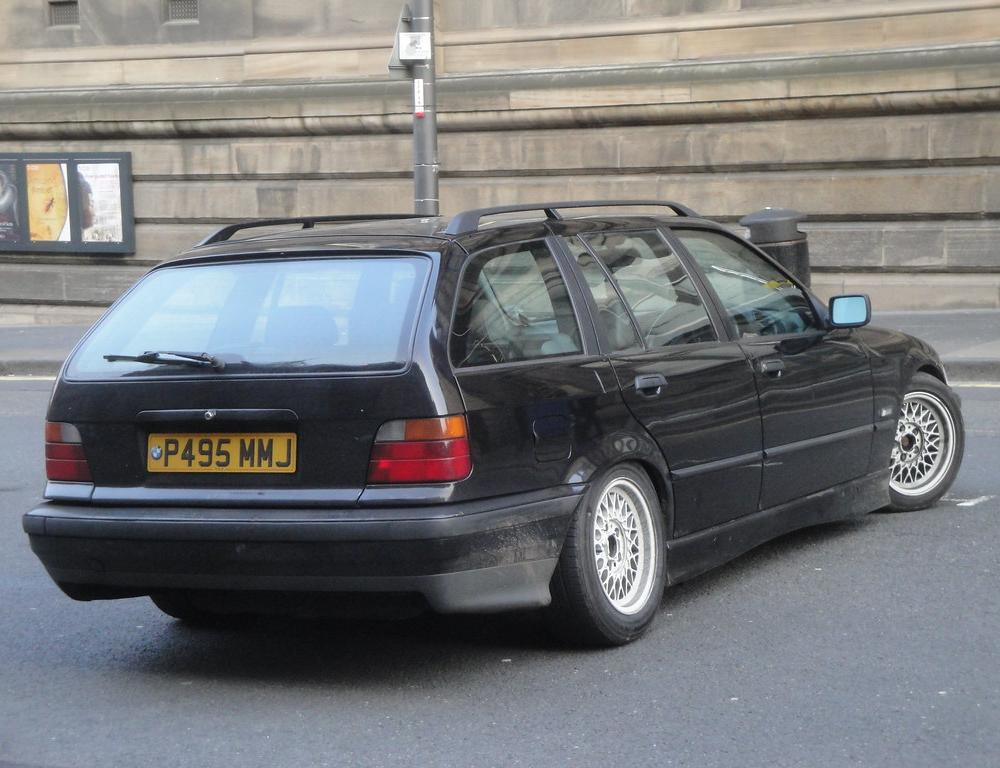 1996 BMW 318 TDS Touring | Alan Gold | Flickr