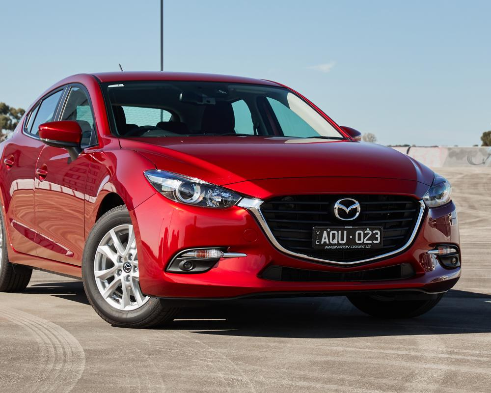 2018 Mazda 3 Maxx Sport hatch review | CarAdvice