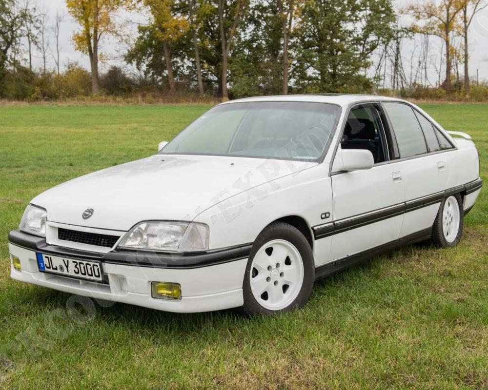 Opel Omega A 24V (1992) | Backcountry Expeditions