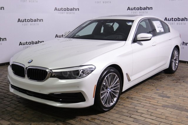 New 2020 BMW 5 Series 530i xDrive 4D Sedan in Fort Worth #B22852 ...