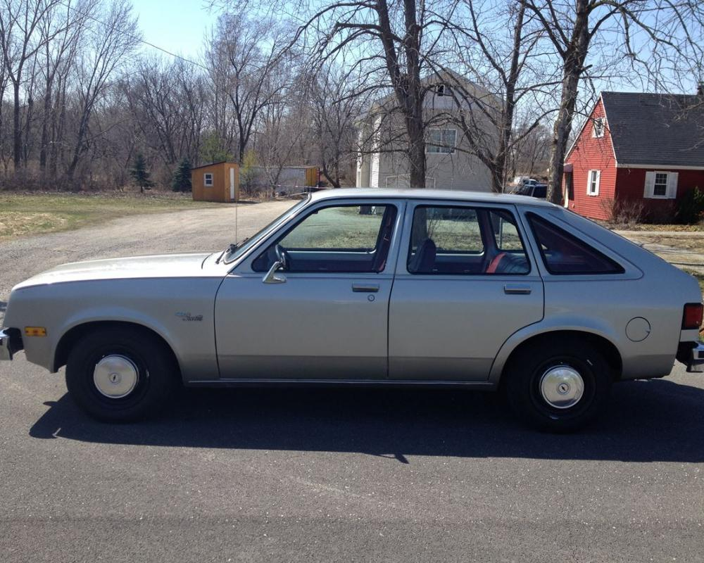1980 Chevrolet Chevette - Classic Car - Monee, IL 60449