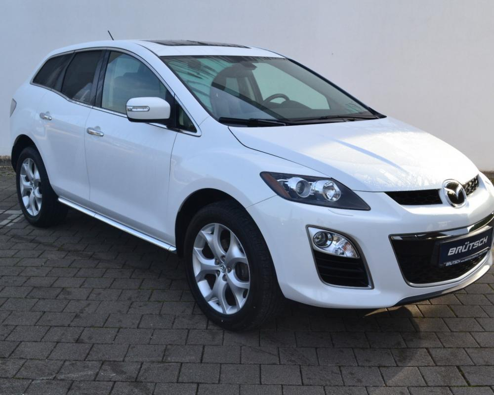 Mazda CX-7 Exclusive-Line 2.2 CD NAVI / SCHIEBEDACH / AHK ...