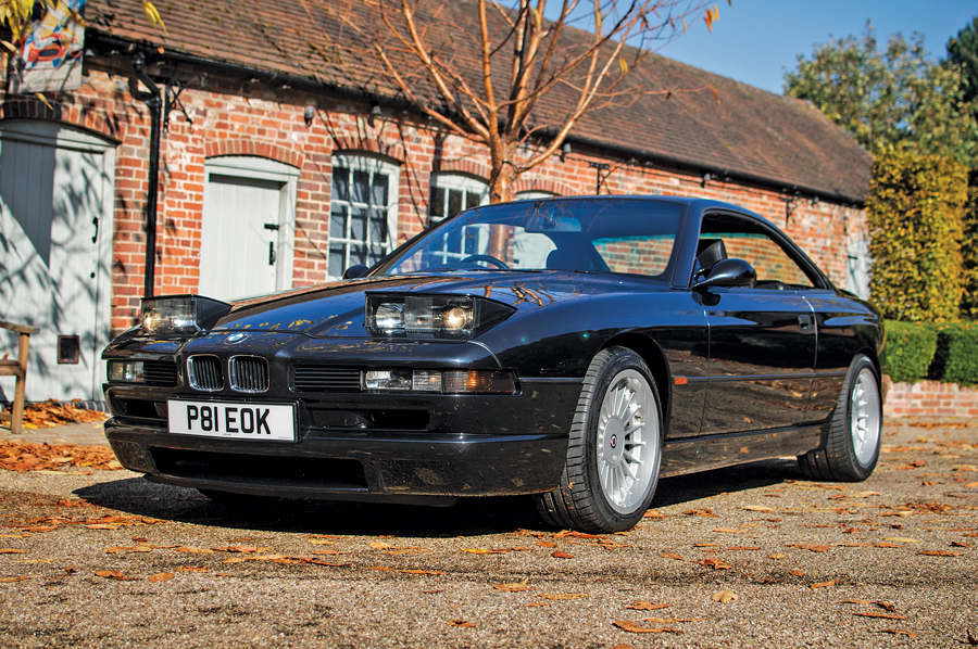 1996 BMW 850 CSi - Sports Car Market - Keith Martin's Guide to Car ...