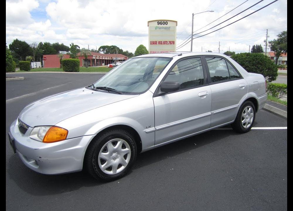 SOLD 1999 Mazda Protege LX Meticulous Motors Inc Florida For Sale ...