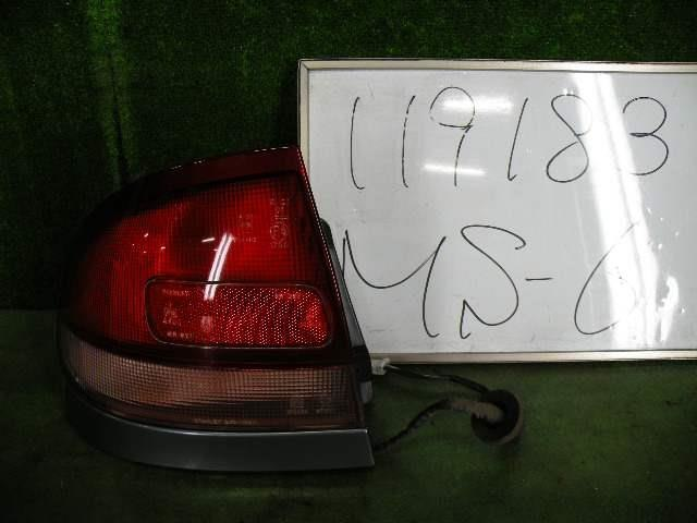 Used]Left Tail Light MAZDA Ms-6 E-GESR - BE FORWARD Auto Parts