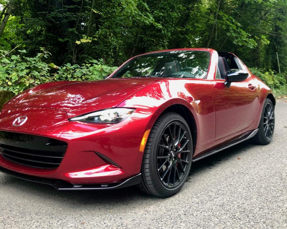 2019 Mazda MX-5 Miata RF Club Review: A Magical Miata | The Torque ...