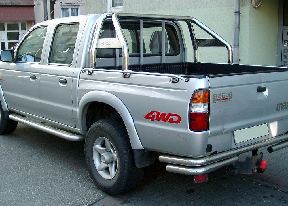 Datei:Mazda B2500 rear 20080215.jpg – Wikipedia