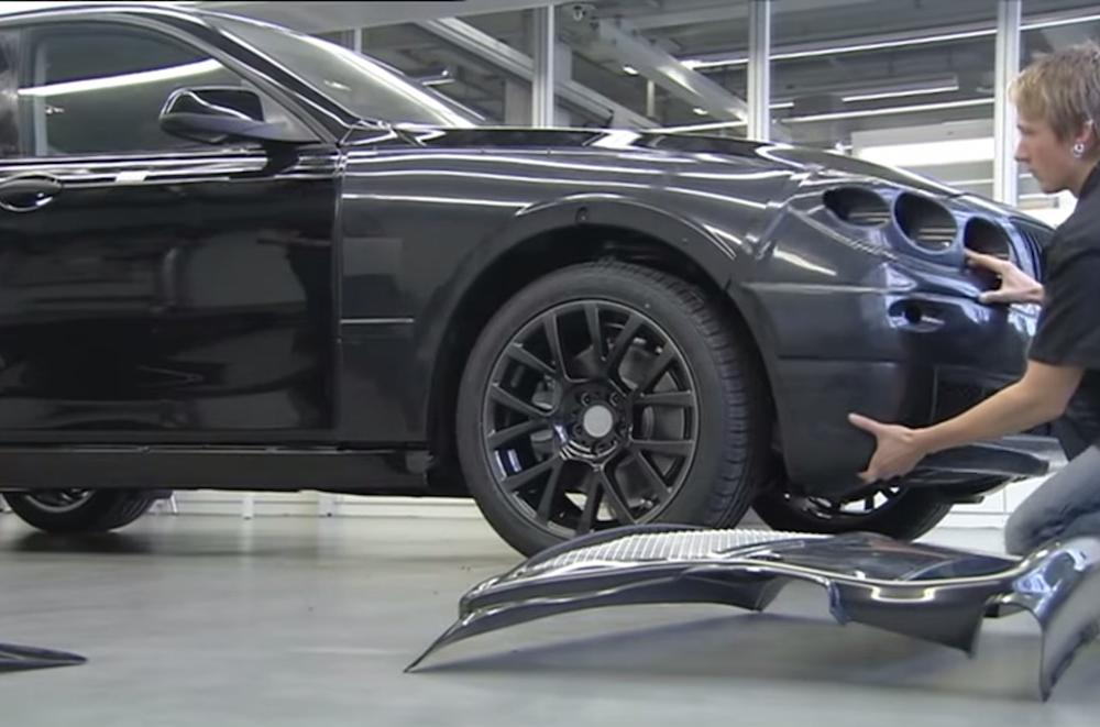 Watch BMW camouflages their 5 Series GT prototype [video ...