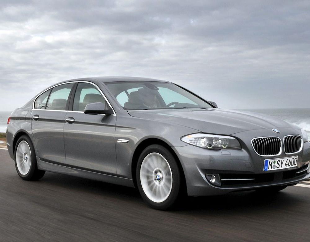 2011 BMW 535i xDrive – Review – Car and Driver