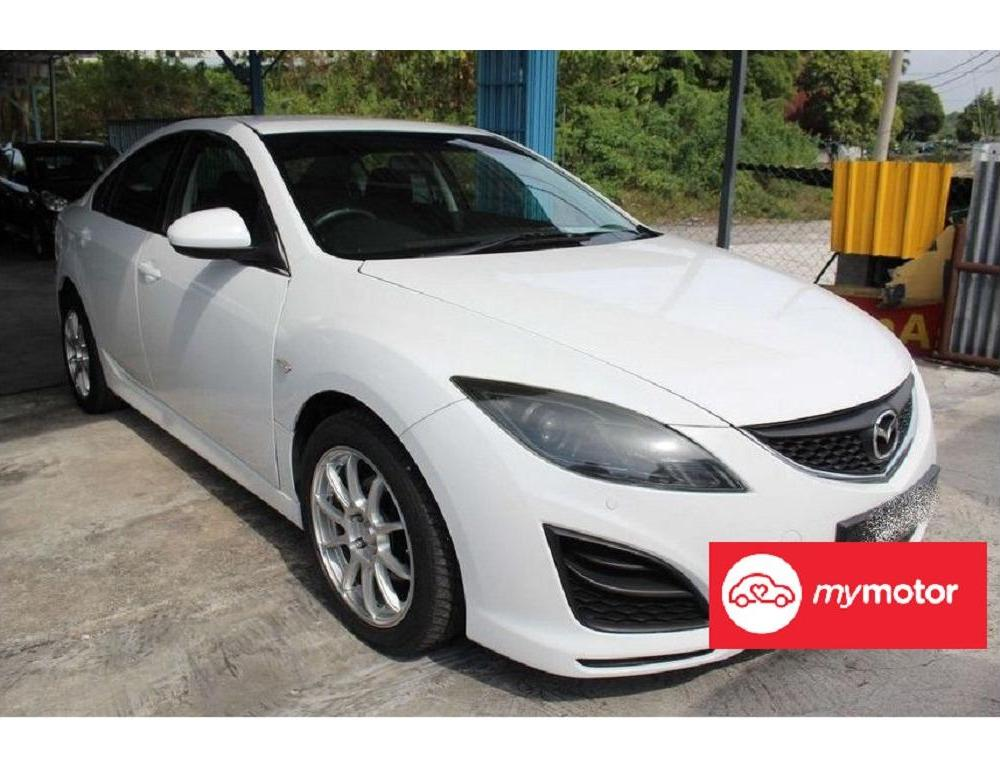2011 MAZDA 6 2.0 SEDAN (A) for RM43,800 in Malaysia | MyMotor by Myeg