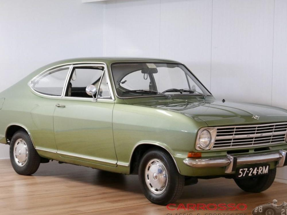 Opel Kadett B coupe - 1971 Found on Superclassics