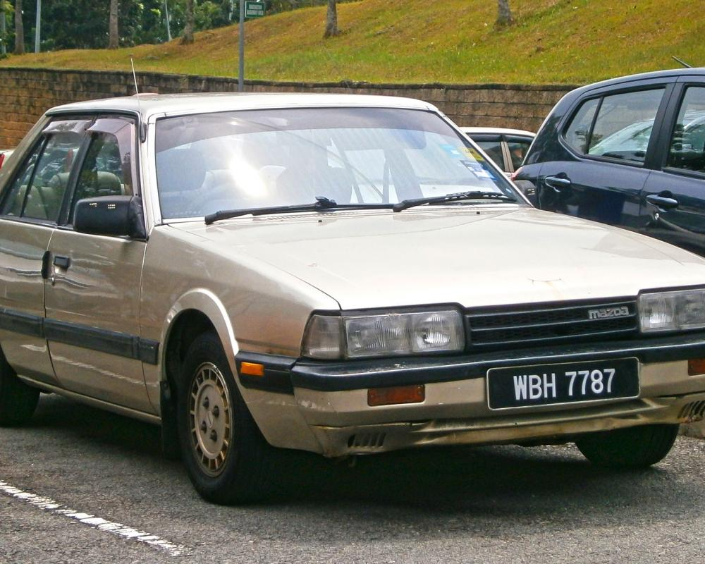 Mazda Memories: History of the Mazda 626 - The News Wheel