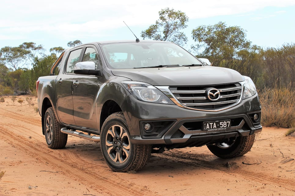 Mazda BT-50 2018 Review: Why You'd Pick It Over A Ranger | CarsGuide