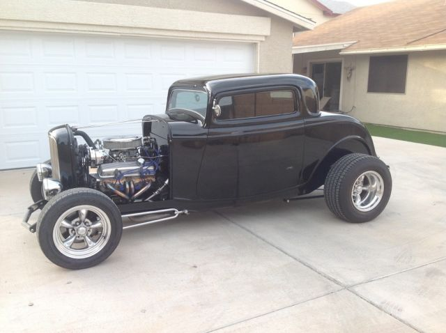 1932 FORD 3 WINDOW COUPE HOTROD FORD STREETROD for sale - Ford 3 ...