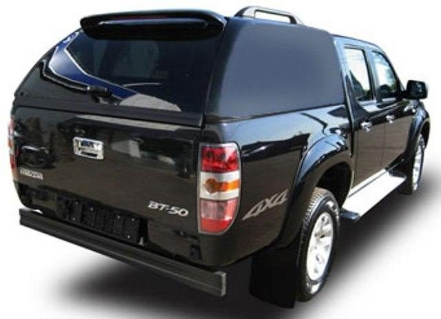 AVENGER XTC SOLID SIDED HARD TOP CANOPY - (Mazda BT-50 Pick-up ...