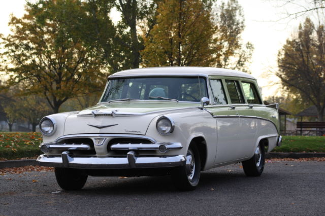 1956 DODGE SIERRA WAGON V8 AUTO MUST SEE! for sale: photos ...