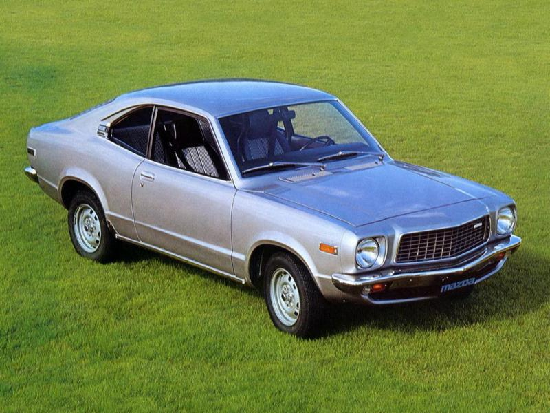 Images for > Mazda 818 Coupe