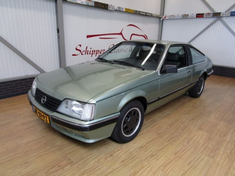 1984 Opel Monza is listed For sale on ClassicDigest in Twentelaan ...