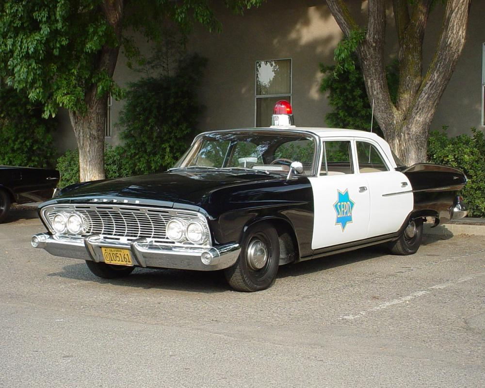 Photo: 1961 Dodge Seneca | Ripon, CA Show 2004 album | copcar dot ...