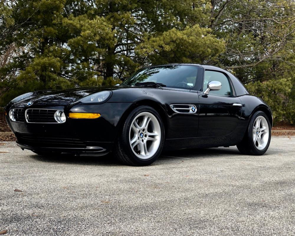 BMW Z8 is still fetching six-figures and it's worth it