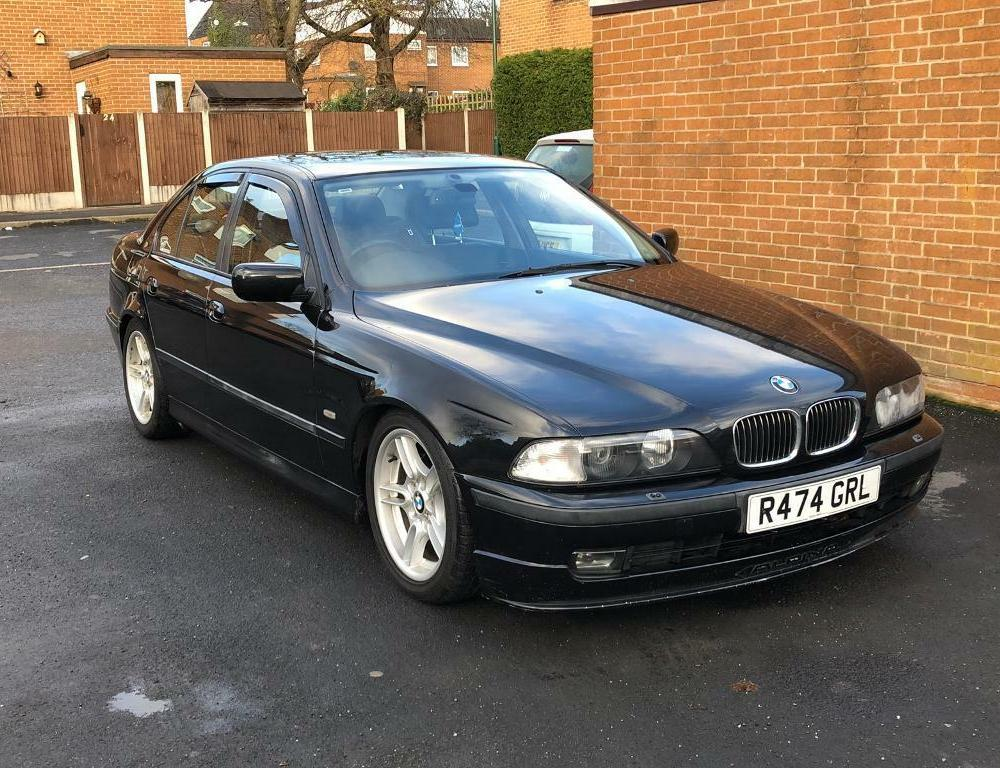 BMW 540i V8 | in Wollaton, Nottinghamshire | Gumtree