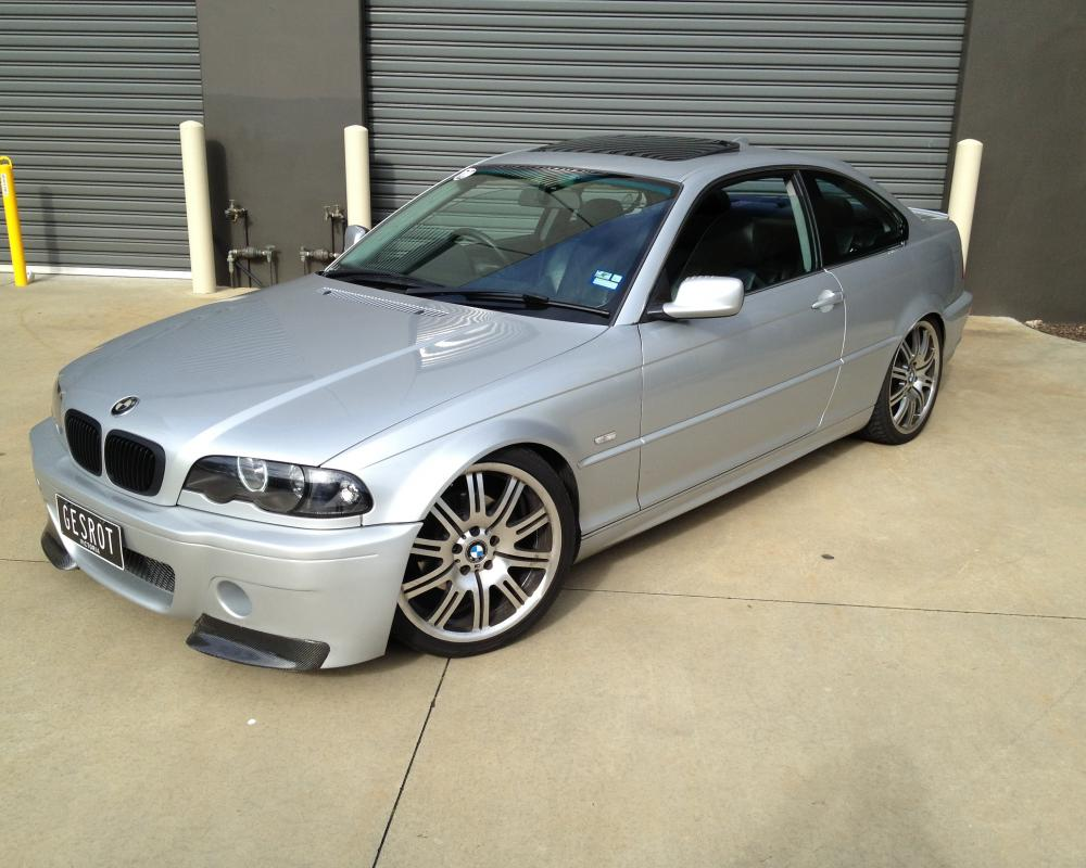 1998 BMW E46 328Ci Coupe – Find Me Cars