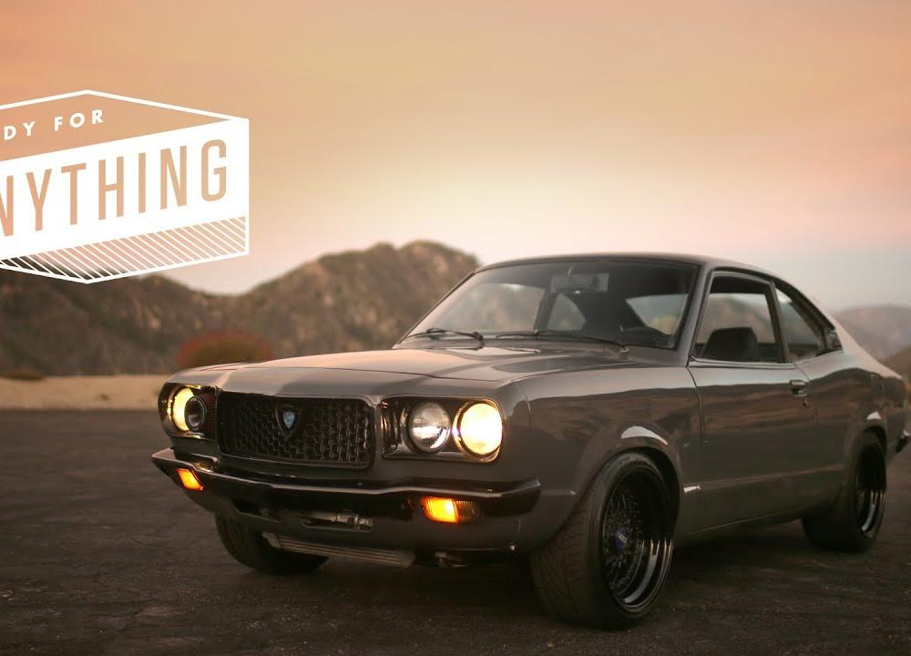 This Mazda RX-3 Is Ready for Anything - YouTube