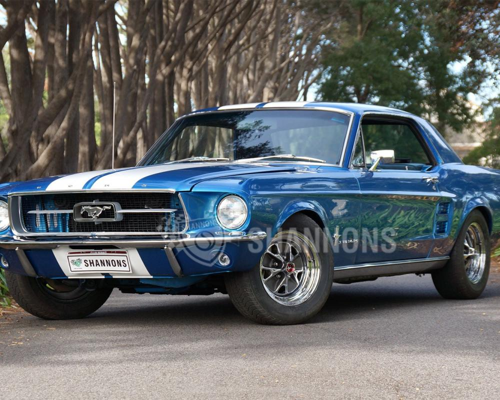 Sold: Ford Mustang Coupe (RHD) Auctions - Lot 32 - Shannons