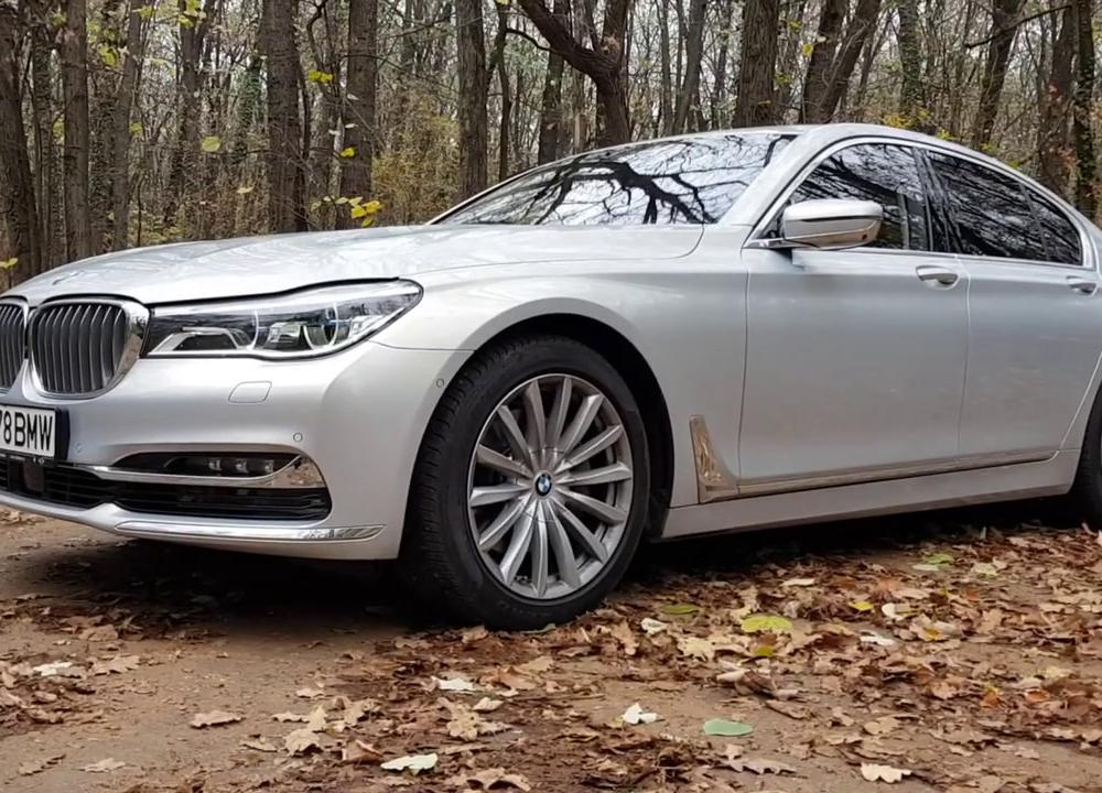 2018 BMW 730d xDrive Review - Best Buy | BMW Vlog - YouTube