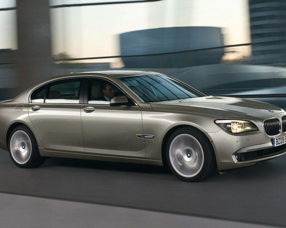 2009 BMW 730Ld | Top Speed