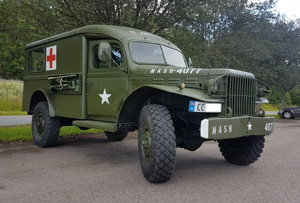1945 Dodge WC54 Ambulance, military car For Sale | Car And Classic