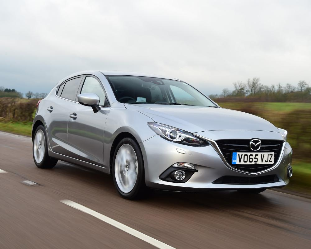 New Mazda 3 diesel review | Auto Express