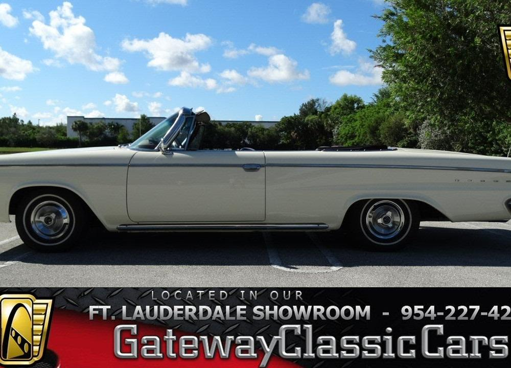 355-FTL 1964 Dodge 880 Custom Convertible - YouTube