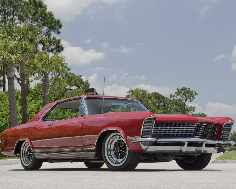 1965 Buick Riviera GS Hardtop http://www.musclecardefinition.com ...