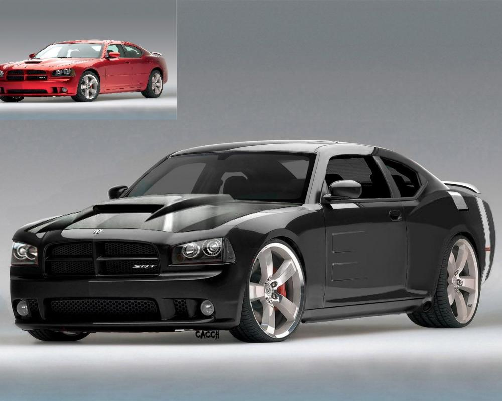 Dodge Charger Srt 10 #0707