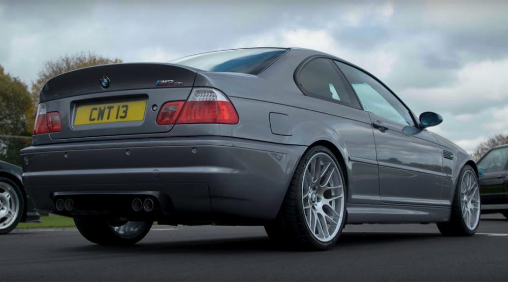 BMW's E46 M3 CSL Is Rightfully One Of Its Best Performance Cars ...