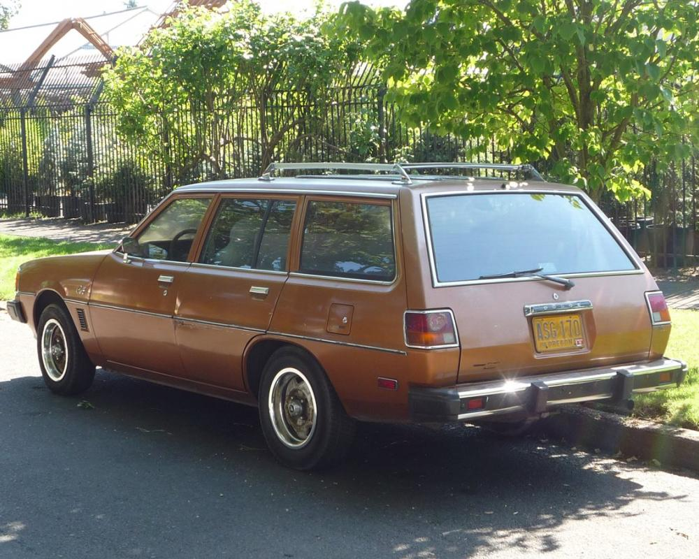 CC Colt Chronicles Part 4: 1978-1981 Dodge Colt Station Wagon ...