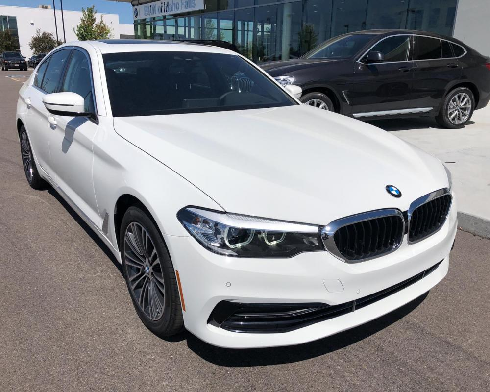 New 2019 BMW 530i xDrive Sedan Sedan for Sale #B912639 | BMW of ...