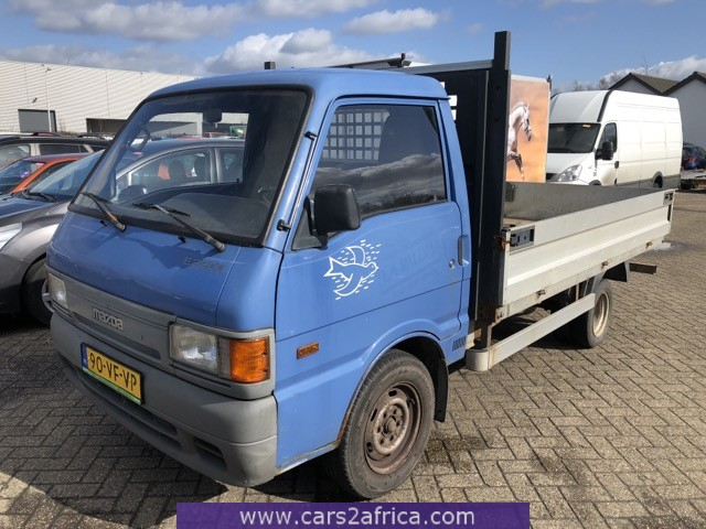 MAZDA E2200 2.2 D #66170 - used, available from stock