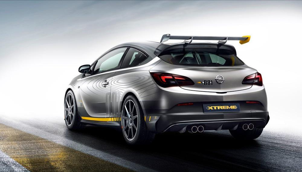 Genf 2014: Opel Astra OPC extrem - Magazin