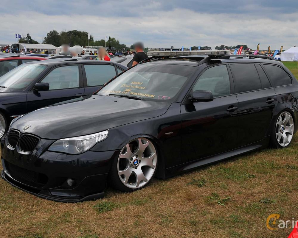 5 images of BMW 535d Touring Steptronic, 272hp, 2006 by GNO
